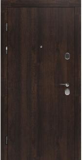 Входные двери STZ 001 Rodos дуб табак синхро 16 мм(внутренняя),16 мм(наружная)