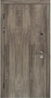 Входные двери STZ 001 Rodos дуб ясный синхро 16 мм(внутренняя),16 мм(наружная)