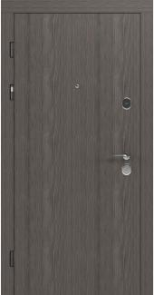 Входные двери STZ 001 Rodos флитвуд лава SC 16 мм(внутренняя),16 мм(наружная)