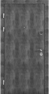 Входные двери STZ 004 Rodos бетон наружный 16 мм(внутренняя),16 мм(наружная)