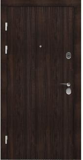 Входные двери STZ 004 Rodos дуб табак синхро 16 мм(внутренняя),16 мм(наружная)
