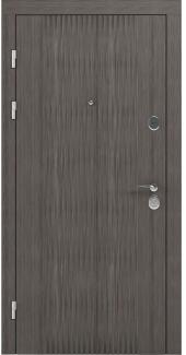 Входные двери STZ 004 Rodos флитвуд лава SC 16 мм(внутренняя),16 мм(наружная)