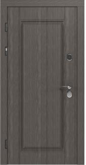Входные двери STZ 007 Rodos флитвуд лава SC 16 мм(внутренняя),16 мм(наружная)