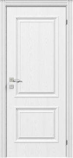 Двери Royal Avalon Родос ясень белый глухое