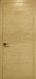 Межкомнатные двери Двері Руст НСД дуб класичний глухе