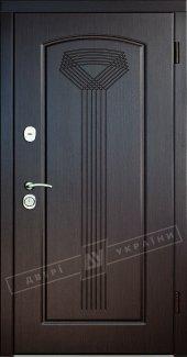 Входные двери Салют Интер Украины  12 мм(полотно),16 мм(наличники)