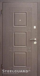 Двері Steelguard DO-18 венге темний