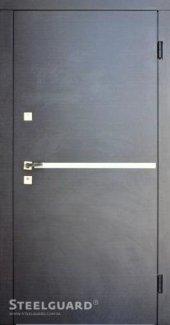 Двери Steelguard Vei