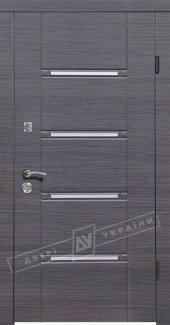 Входные двери Стиль Интер Украины  12 мм(полотно),16 мм(наличники)