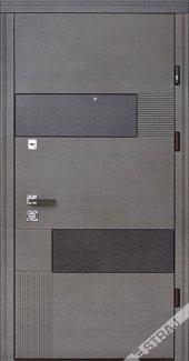 Двери Стиль Вулкано Страж  12 мм(внутренняя),12 мм(наружная)