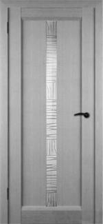 Межкомнатные двери Двері Техно НСД сандал зі склом