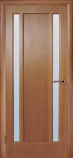 Межкомнатные двери Двері Тектон НСД анегрі зі склом