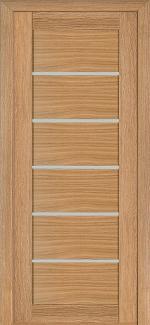 Межкомнатные двери Двері модель 137 Термінус світлий дуб глухе