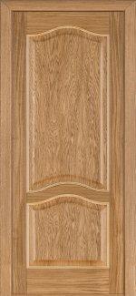 Межкомнатные двери Двері модель № 3 Термінус світлий дуб глухе