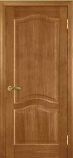 Межкомнатные двери Двері модель № 3 Термінус темний дуб глухе