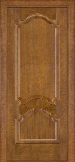 Межкомнатные двери Двері модель № 8 Термінус темний дуб глухе