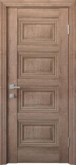 Межкомнатные двери Двері Тесса Новий Стиль горіх європейський глухе