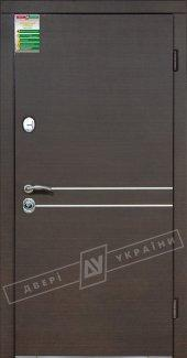 Входные двери Токио Интер Украины  12 мм(полотно),16 мм(наличники)