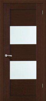 Межкомнатные двери Двері Токіо НСД дуб графіт зі склом