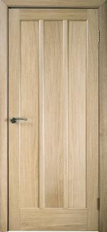 Межкомнатные двери Трояна НСД дуб классический глухое