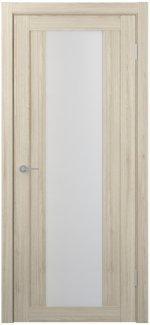 Межкомнатные двери Двери FM-01 Юнидорс Cappuccino стекло Сатин