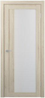 Межкомнатные двери Двери FM-10 Юнидорс Cappuccino стекло Сатин