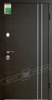 Входные двери Вена Декор Интер Украины  12 мм(полотно),16 мм(наличники)