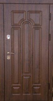 Двери Very Dveri Арка Vip Plus дуб бронзовый