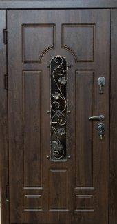 Двери Very Dveri Арка ковка Vip Plus дуб бронзовый