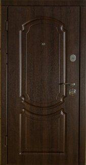 Двери Very Dveri Классика Vip Plus темный орех