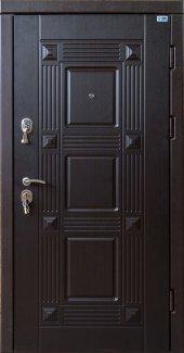Двери Very Dveri Квадро Vip Plus венге южное