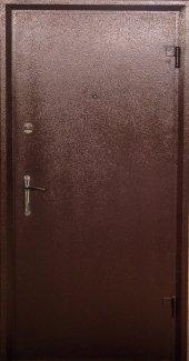 Двери Very Dveri Металл-МДФ медный антик / венге эко