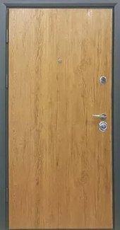 Двери Very Dveri Сруб Коттедж сруб коричневый