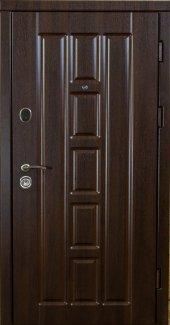 Двери Very Dveri Турин Vip темный орех