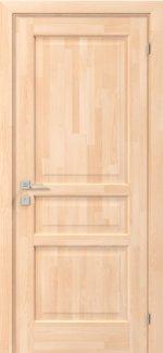 Межкомнатные двери Двері Woodmix Praktic Родос сосна натуральна глухе
