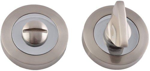 Фиксатор матовый никель / полированный хром