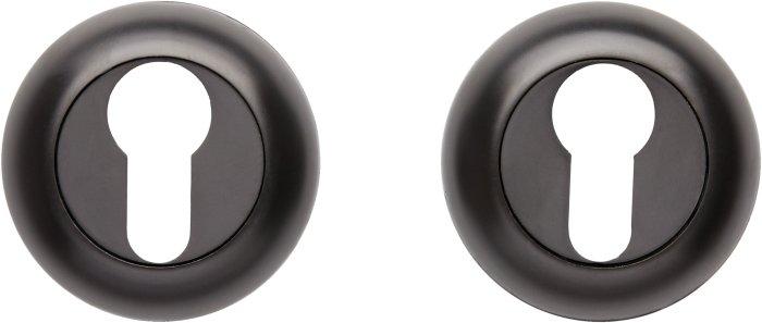 Gavroche Накладка под цилиндр A5 orb черный мат с патиной
