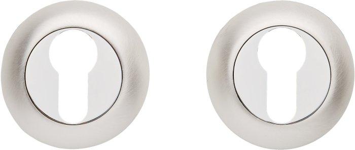 Gavroche Накладка под цилиндр A5 PW/CP белый жемчуг / полированный хром