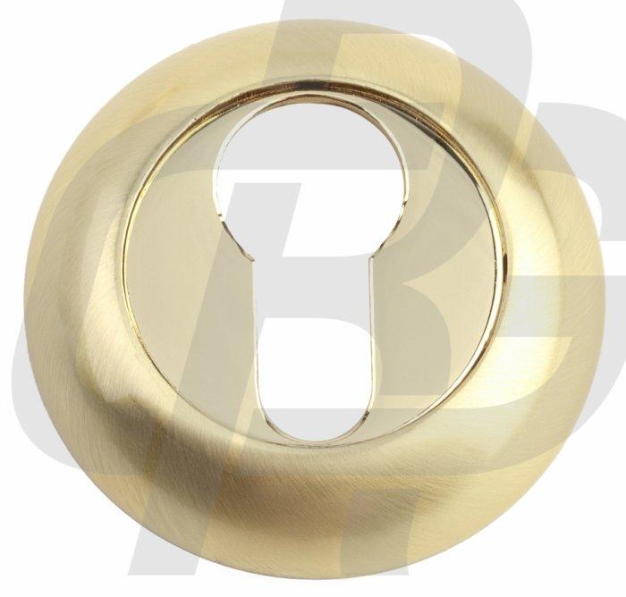 Gavroche Накладка под цилиндр A5 SB/PB матовое золото / полированное золото