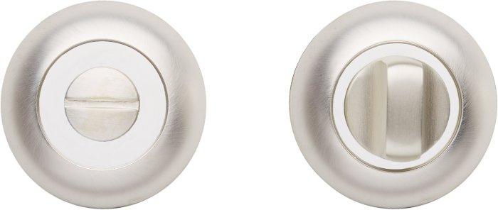 Фиксатор A5 PW/CP белый жемчуг / полированный хром