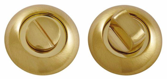Фиксатор A5 SB/PB матовое золото / полированное золото
