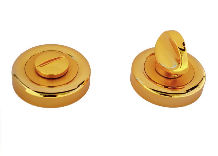 Фиксатор 103 золото полированное/золото матовое
