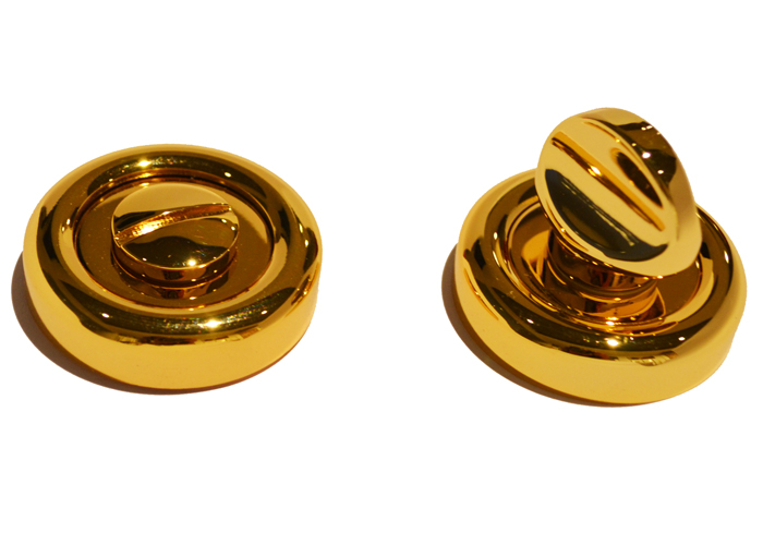 Фиксатор 103 золото полированное