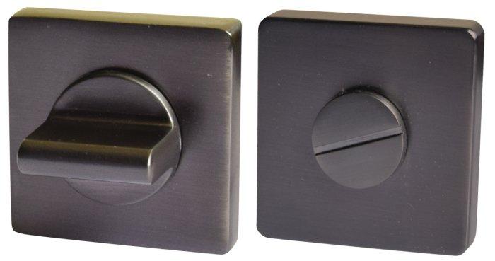Фиксатор квадратный BBN черный матовый никель