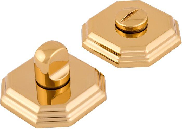Фиксатор 8-угольный Золото