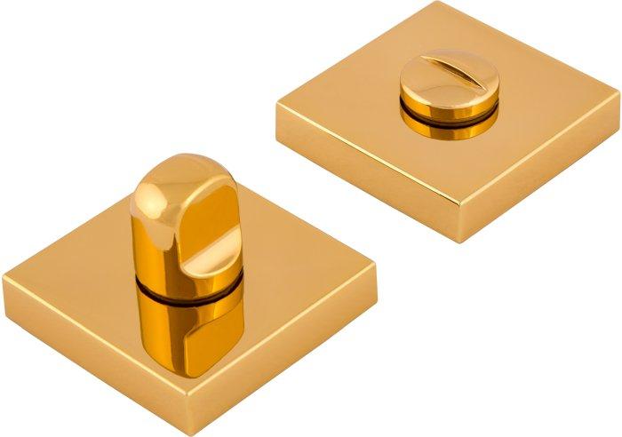 Квадратный фиксатор Золото