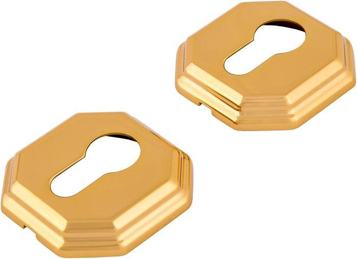 Forme Накладка под цилиндр 8-угольная Золото