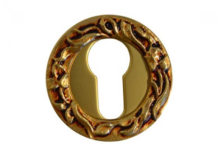 Linea Cali Накладка под цилиндр 113 французское золото