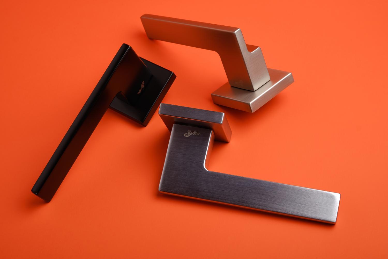 Ручки Safita Step HT SC матовый хром - Дверные ручки — фото №10