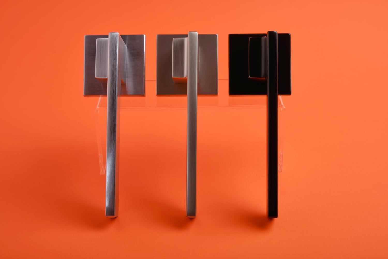 Ручки Safita Step HT SC матовый хром - Дверные ручки — фото №11